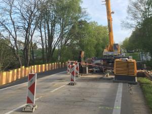 Velešín bude mít podchod pro pěší a cyklisty pod hlavní silnicí do Rakouska