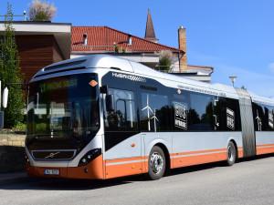 Dopravní podnik koupil hybridní autobus Volvo 7900LAH