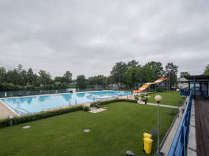 Příští týden by se mohla otevřít letní plovárna v Budějcích, kapacita bude snížena