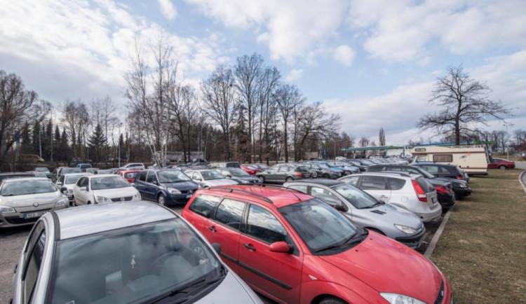 U Sportovky vyroste parkovací dům, hotovo by mělo být za dva roky