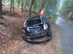Policisté stále hledají řidiče, který boural mezi obcemi Cep a Majdalena. Petr Gladics je pohřešovaný od neděle