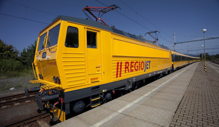 RegioJet chystá přímý vlak z Prahy do chorvatské Rijeky