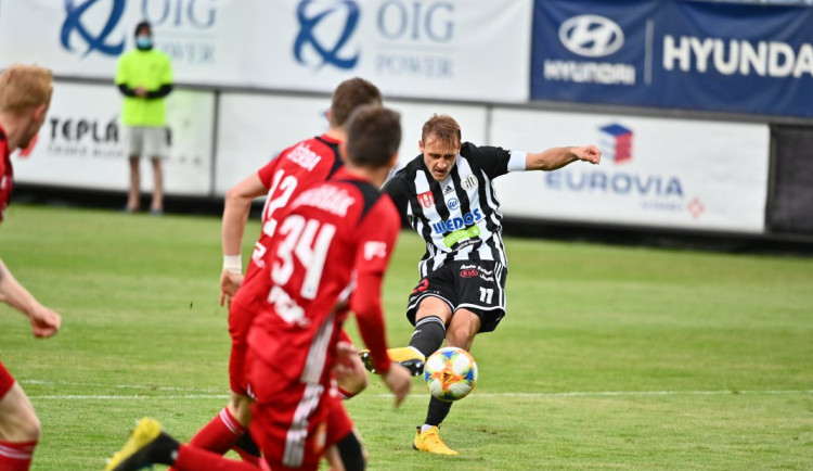 Dynamo po restartu ligy poprvé vyhrálo, doma porazilo Olomouc