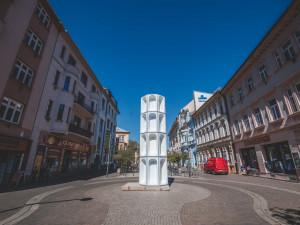 V Budějcích začalo Umění ve městě, letošním tématem je voda