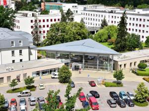 Jihočeské nemocnice loni hospodařily se ziskem 180 milionů korun
