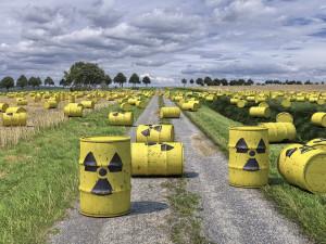 Jaderné úložiště má být u Temelína, na Vysočině nebo na Klatovsku