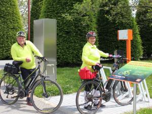 Temelín nabízí jadernou elektřinu pro cyklisty