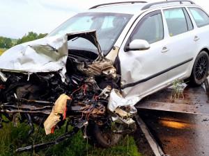 Počet nehod na jihočeských silnicích meziročně poklesl