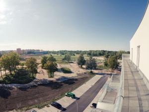 Město začne vypisovat architektonickou soutěž na výstavbu bytového domu ve Čtyřech Dvorech