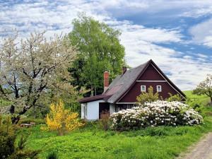 Malé penziony a chaty v jižních Čechách jsou na léto vyprodané