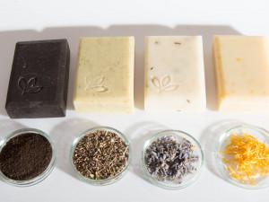 Mariola: Mýdlo z rašeliny? Vypadá jak čokoláda