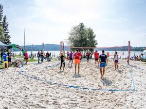 Devátý ročník Lipno Sport Festu koronavir nezastavil. Připraveny jsou novinky