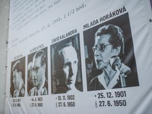 Milada Horáková nebyla jen pasivní obětí komunistického režimu, byla jeho aktivním odpůrcem, říká Jan Synek