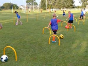 Užij si prázdniny! Příměstský fotbalový kemp pro děti v Českých Budějovicích