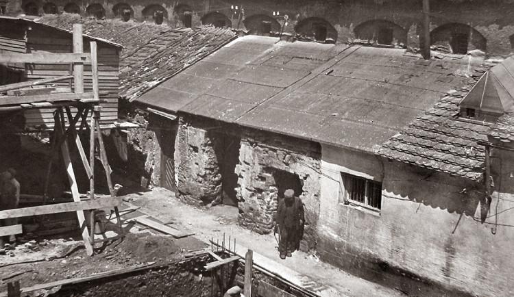 DRBNA HISTORIČKA: Radnice se pokoušela masné krámy zbourat několikrát