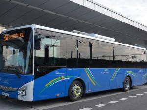 Zelené autobusy na Šumavě mají letos novou linku