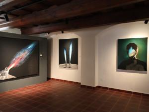Výstava Jana Gemrota ve Wortnerově domě nabízí průřez jeho dosavadní tvorbou i nová díla. Přístupná bude do konce srpna