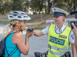 Jihočeští policisté řešili v prvním pololetí 110 nehod cyklistů