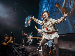 SOUTĚŽ: Trochu jiný cirkus, tady teče krev a diváci blednou strachy