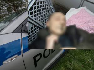 Policie stále pátrá po totožnosti mrtvého muže, který byl nalezen u Prachatic