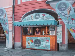František Pauch: Chtěl jsem přijít s něčím výjimečným. Výsledkem je oholená zmrzlina ze skutečného ovoce. Bez lepku a laktózy…