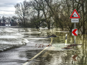 Pro jih Čech platí povodňová bdělost, déšť může zvednout hladiny na druhý povodňový stupeň