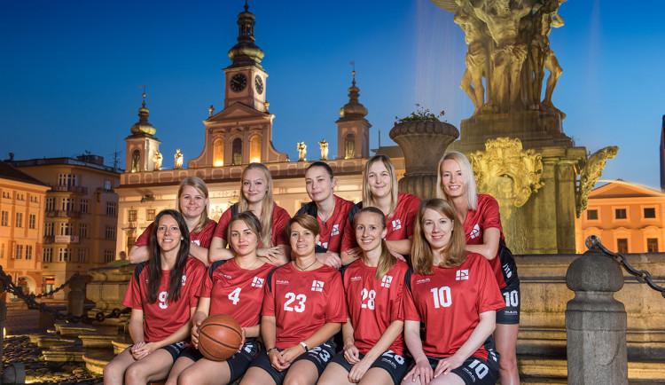 Ženský basket v Budějcích povýší. Vysokoškolačky Black Cats chtějí hrát druhou ligu