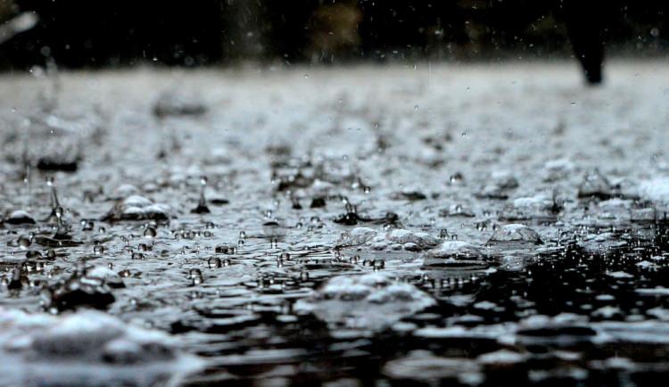 Vydatný déšť zvedl hladiny některých vodních toků na jihu Čech, Černá je na druhém stupni povodňové aktivity