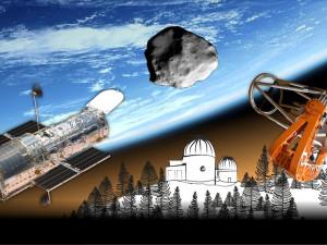 Hvězdárna Kleť láká na planetky i komety