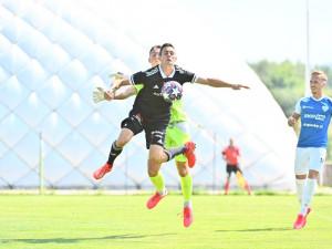 Dynamo nasázelo Táborsku čtyři branky