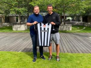 Dynamo hlásí novou posilu. Do týmu přestupuje z pražské Slavie Matěj Valenta