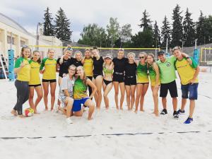 Klub Beach Service je nově v Budějcích, první trénink je zdarma