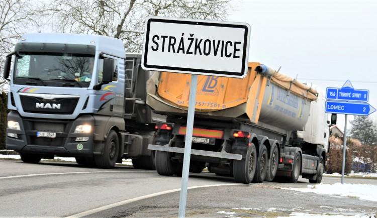 Obchvat Strážkovic bude hotový v listopadu 2022, jeho stavba bude stát 116 milionů korun