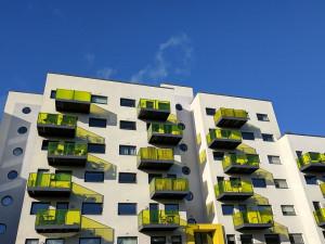 Město plánuje postavit až 180 městských bytů. Projekt bude stát přes 500 milionů