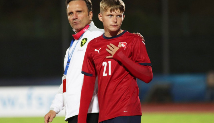 Fotbalová jednadvacítka sehraje důležitý zápas s Chorvaty. Utkání bude bez diváků