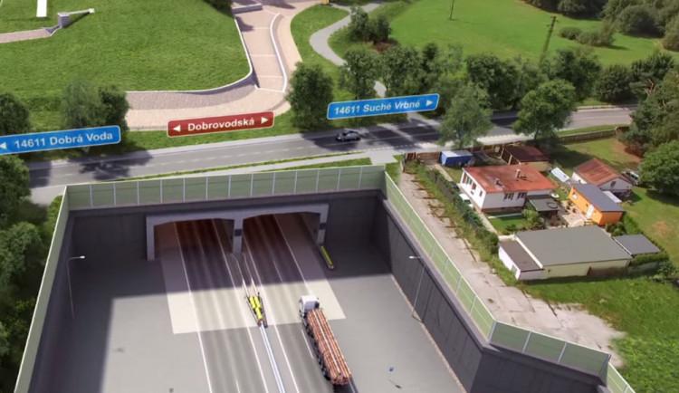 Další komplikace. Tunel odsune zprovoznění D3 u Českých Budějovic do roku 2024
