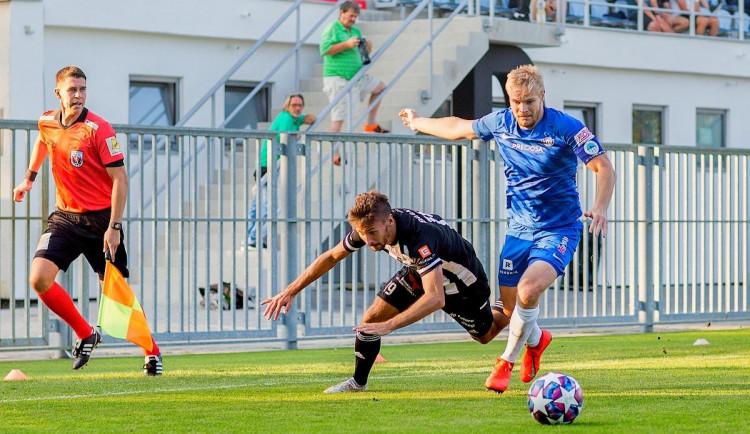 FOTO: Liberec byl na jihu Čech šťastnějším. Dynamo padlo i díky bizarní brance 0:2