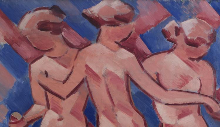 Alšova jihočeská galerie zve na další výstavu. Tentokrát o podivné spřízněnosti baroka a kubismu