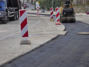 ŘSD opraví silnici I/39 u Lenory. Práce potrvají do půlky listopadu