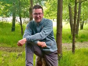Na všech stromech mi záleží a ani covid mě nezastaví, říká zakladatel iniciativy Obnovme jihočeské lesy Libor Moravec