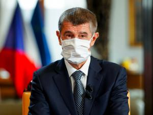 Babiš nevyloučil, že by v Česku mohl být znovu nouzový stav