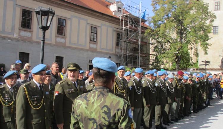 Nejvíce ohrožený jsem se cítil v bývalé Jugoslávii, vzpomíná válečný veterán Jan Josef