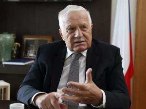 Bývalý prezident Václav Klaus přijede besedovat do Českých Budějovic. Přijďte si s ním popovídat