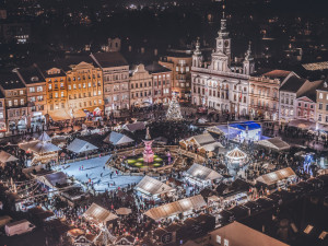 Vánoční trhy v Budějcích? Přípravy zatím běží, říkají organizátoři