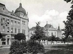 DRBNA HISTORIČKA: Secese v Českých Budějovicích