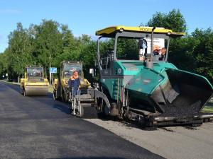Opravy některých jihočeských silnic se protáhnou do listopadu