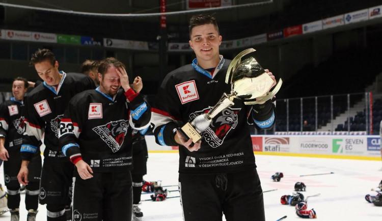 Hokejisté Black Dogs VŠTE vyhráli Tipsport Uni Cup