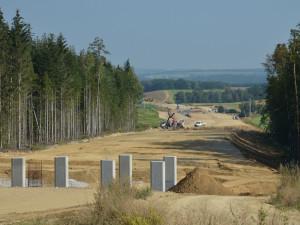 ŘSD hledá zhotovitele dálnice D3 z Třebonína do Kaplice. Stavět by se mělo začít příští rok