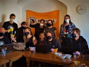 VOLBY 2020: Piráti chtějí jako hejtmanku Stráskou. Jednají o koalici bez ANO a ODS