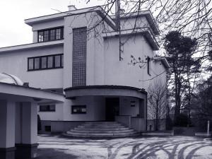 DRBNA HISTORIČKA: Funkcionalismus v Českých Budějovicích